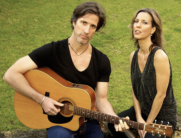 Chill Devine Acoustic Duo Perth - Singers Musicians Entertainers