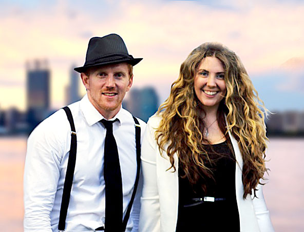 The Katherine John Conspiracy - Perth Singer - Cover Band - Musicians