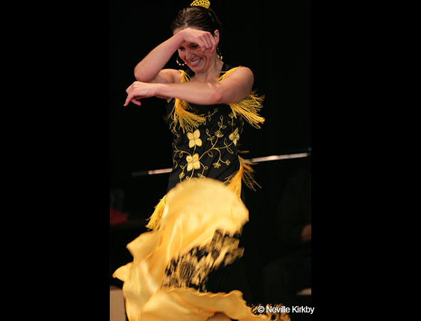 Flamenco Puro Latin Dancers - Latin Band Perth