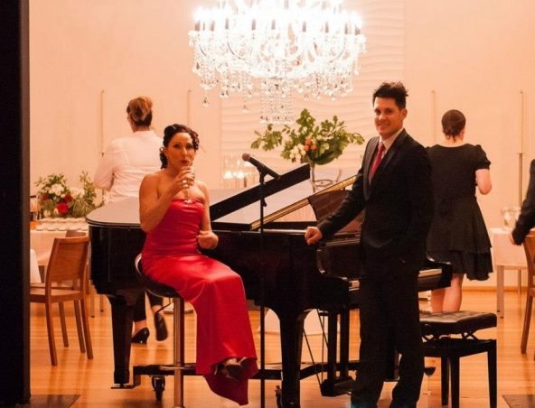 Libby Hammer Jazz Singer Musicians - Jazz Bands Perth