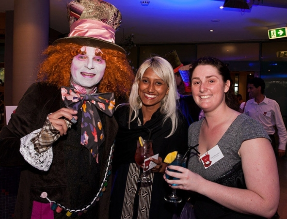 Mad Hatter Impersonator Perth