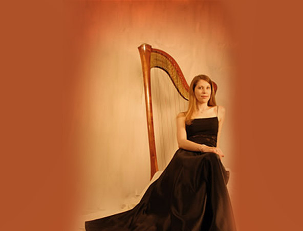 Perth Wedding Harpist B