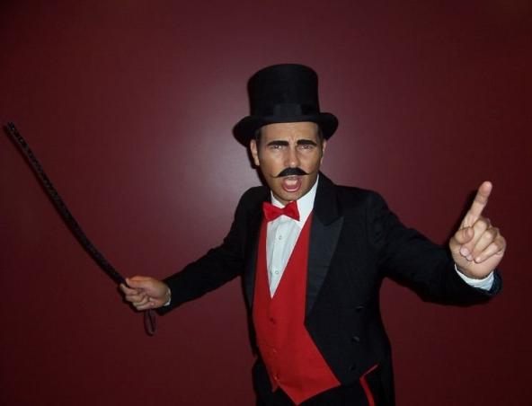 Ringmaster Impersonator Perth