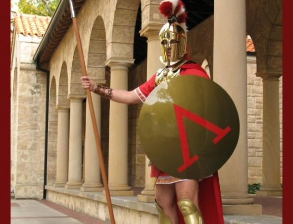 Spartan Impersonator Perth