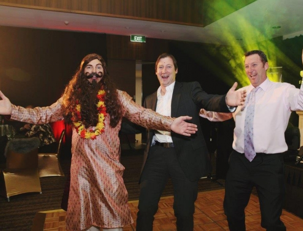 The Love Guru Impersonator Perth