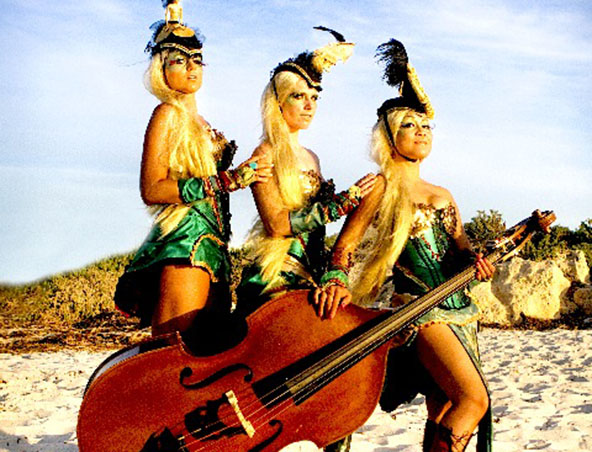 The Sirens Perth - Roving Band Singers - Entertainers
