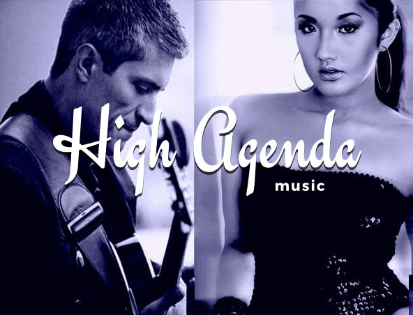 High Agenda Cover Band - Acoustic Duo Perth - Singers