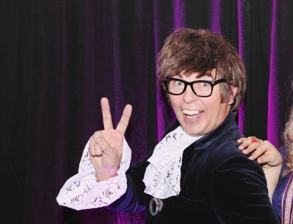 Austin Powers Impersonator Perth
