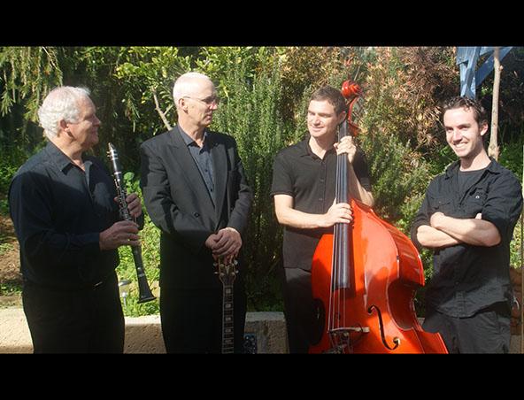 Blue Monk Jazz Band Perth - Wedding Music