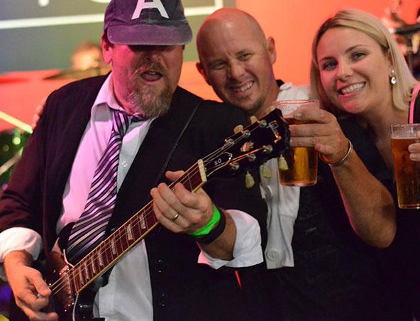 Bon Scott Tribute Band Perth - Singers Musicians