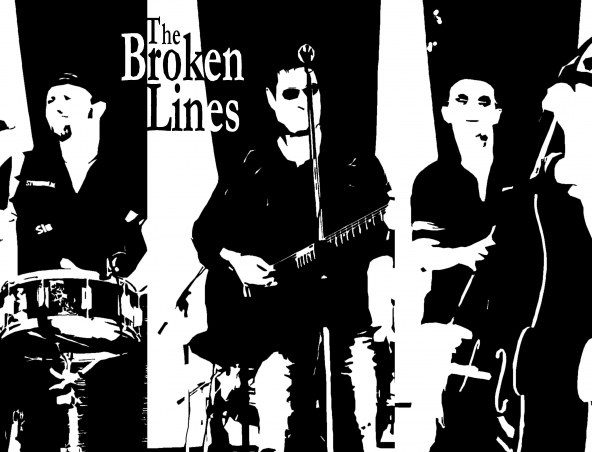 The Broken Lines - Perth Trio - Cover Bands