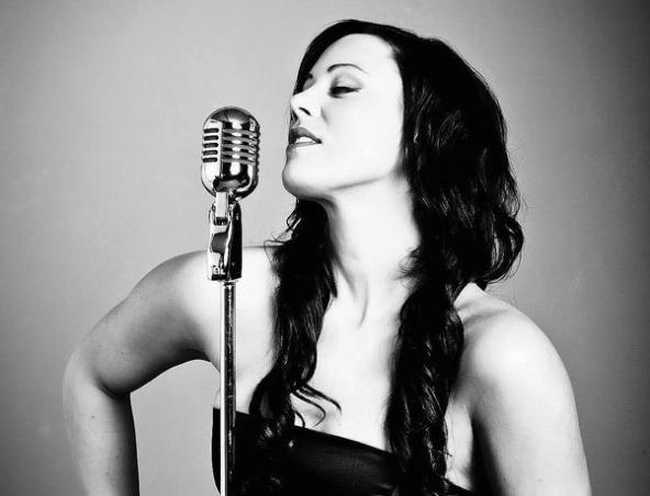 Cathrine Summers Perth Jazz Singer