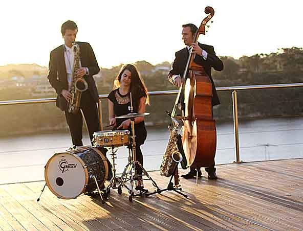Columbia Jazz Trio