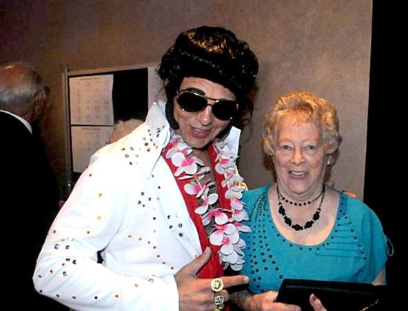 Elvis Impersonator Perth