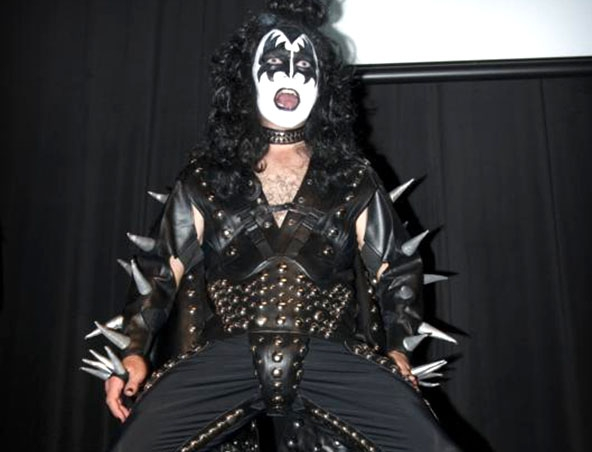 Gene Simmons Impersonator Perth