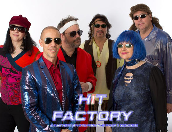 Hit Factory Cover Band Perth - Singers Musicians Entertainers