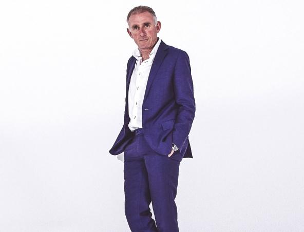 James Lush MC Perth - Speakers