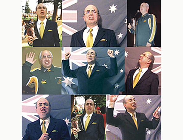 John Howard Impersonator - Comedians Comedy Perth