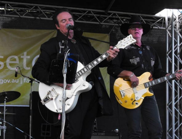 Johnny Cash Tribute Show Perth