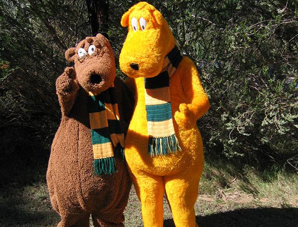 Kangaroo Creek Gang Roadshow