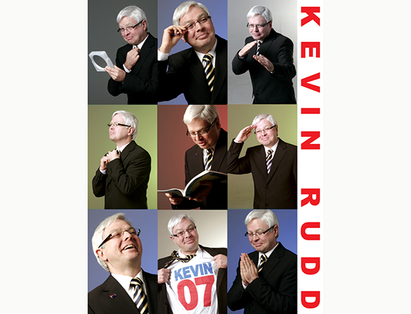 Kevin Rudd Impersonator - Comedian Comedy - Perth Entertainers