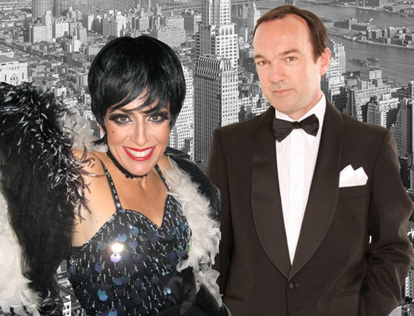 Liza Minelli And Martin Tribute Perth