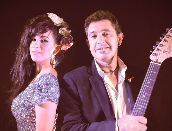 Monarchy Music Duo Perth - Entertainers - Singers - Cover Band