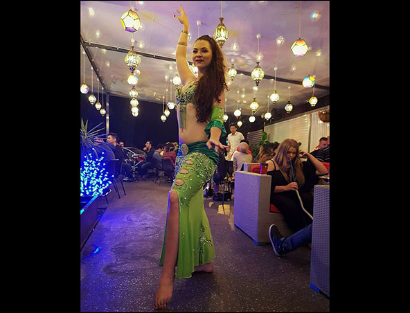 Belly Dancer Perth