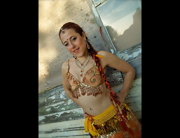 Perth Belly Dancer