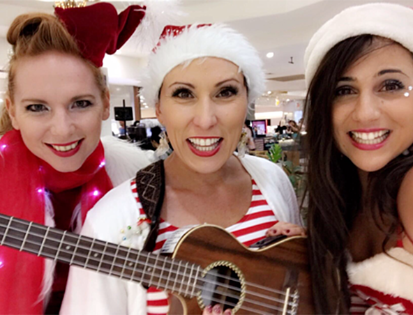 Perth Christmas Singing Group The Jingle Belles