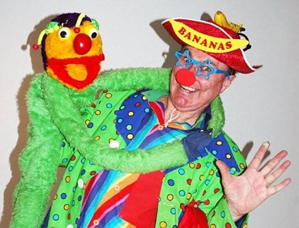 Bananas The Clown