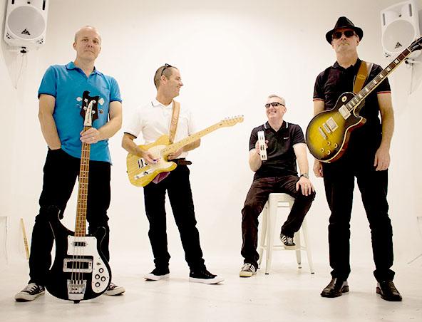 Perth Cover Band Black Vinyl - Musicians Singers