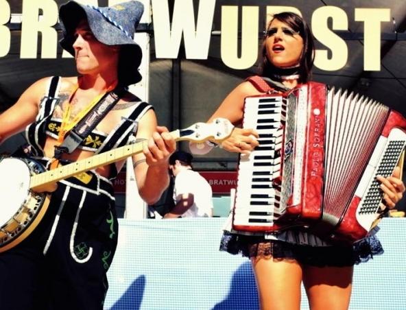 German Band Perth