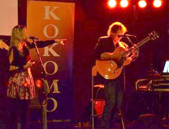 Perth Music Duo Kokomo
