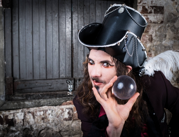 Pirate man Kids Entertainer Perth - Childrens Entertainment