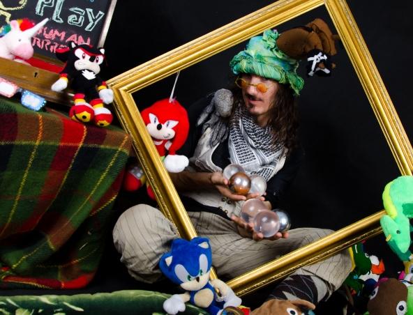 Pirate man Kids Entertainer Perth - Childrens Entertainment