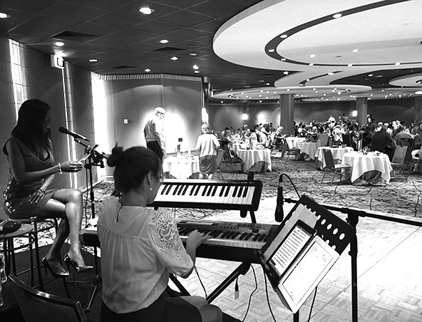 Platinum Groove cover band perth - singers musicians
