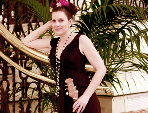 Perth acoustic soloist singer Zalia