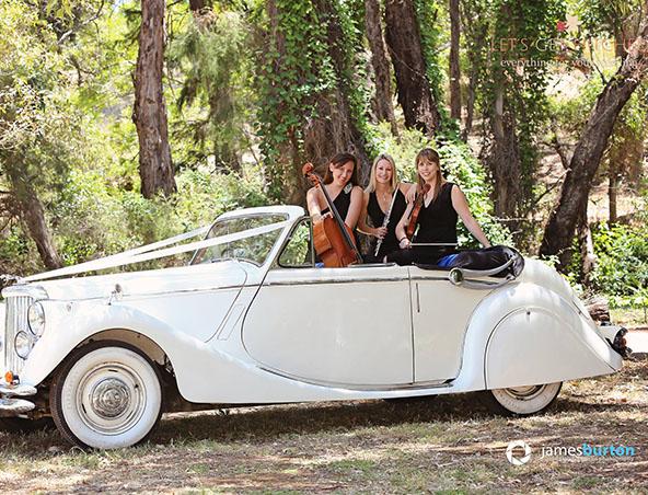 String Trio Perth - Les Trois Amies Trio