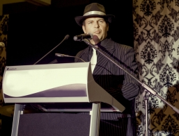 Hal Capone Impersonator