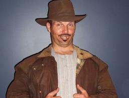 Nugget Flanagan Impersonator