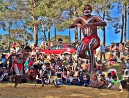Aboriginal Dance Group