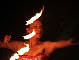 Fire Twirlers Perth