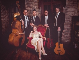 Gypsy Jazz Band Perth