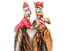 Christmas Kangaroos
