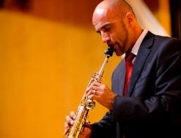 Perth Saxophone Player
